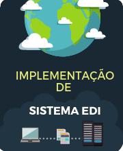 Implementação de um sistema EDI