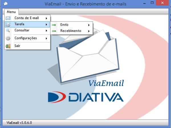 Imagem destaca uma caixa de correio demonstrando a funcionalidade do sistema